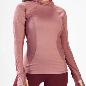 FABLETICS ALECIA PERFORMANCE PULLOVER PINK NWT M